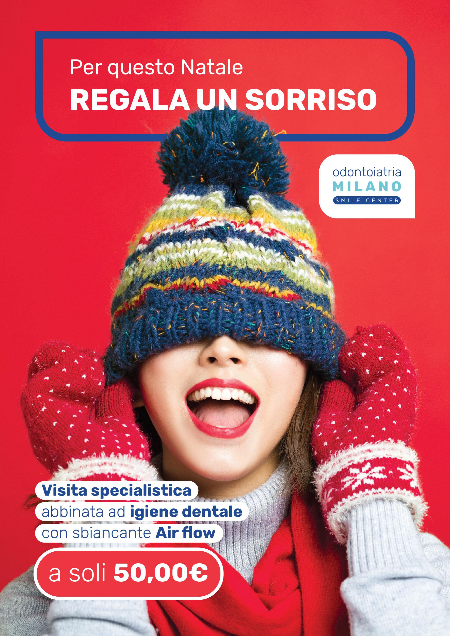 Odontoiatria Milano Smile Center dicembre